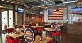 American Roadside Burgers